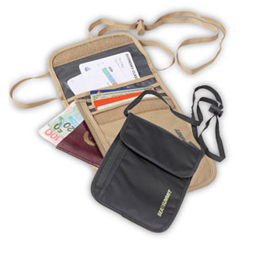 Neck Wallet 5 Brusttasche
