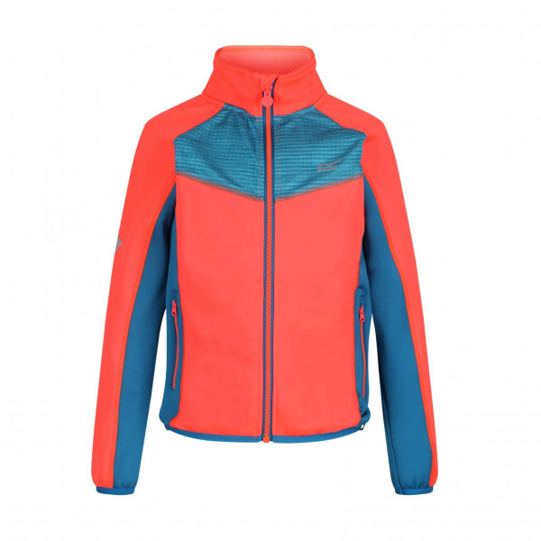 Oberon Kinder Fleecejacke