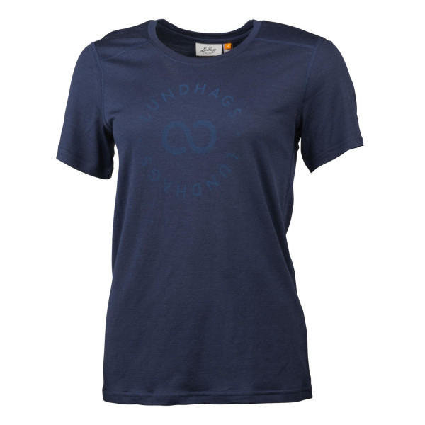 Gimmer Merino LT WS Sigil Tee Damen T-Shirt