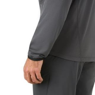 Pravitale MTN Light NH Jacket Herren Fleecejacke