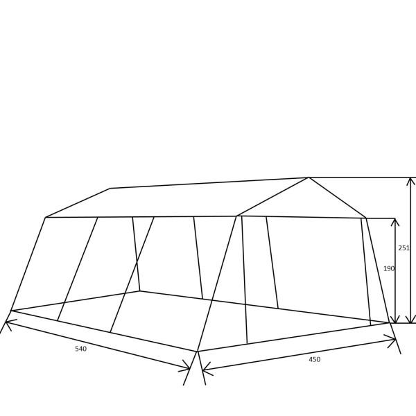 Alaska Gr. 1 / WR 18-Dach
