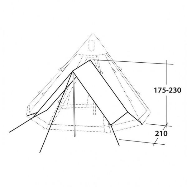 Universal Porch Tarp