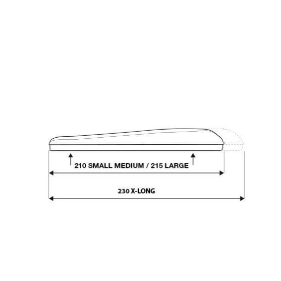 Dachzelt AirPass Variant Small Dachzelt