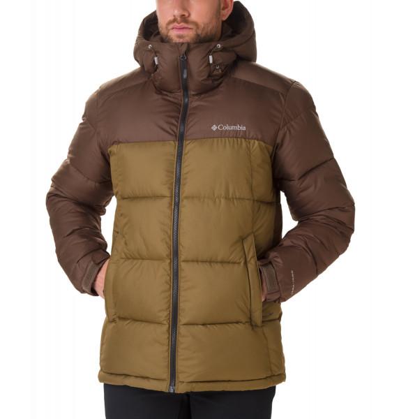 Pike Lake Hooded Jacket Herren Outdoorjacke