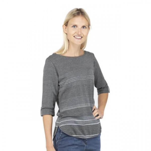 Balanced Stripes Longsleeve Damen Langarmshirt