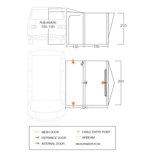Tolga VW Busvorzelt