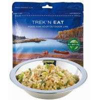 Trek'n eat Gartengemüse- Sojarisotto Trekkingnahrung