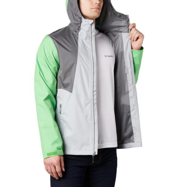 Inner Limits II Jacket Herren Wetterschutzjacke