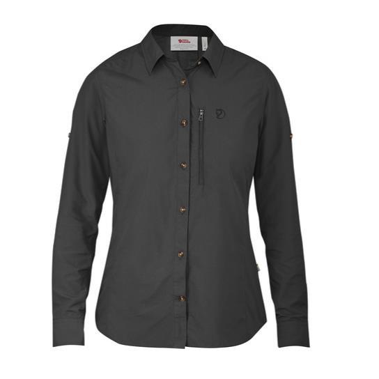 Abisko Hike Shirt LS Damen Bluse