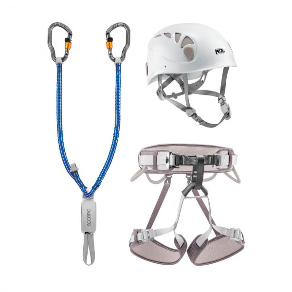 Kit Via Ferrata Vertigo Klettersteigset