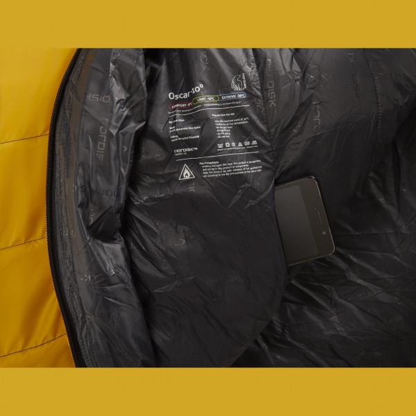 Oscar -10 L Schlafsack