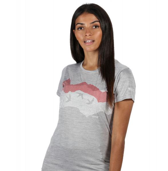 Fingal V Damen T-Shirt