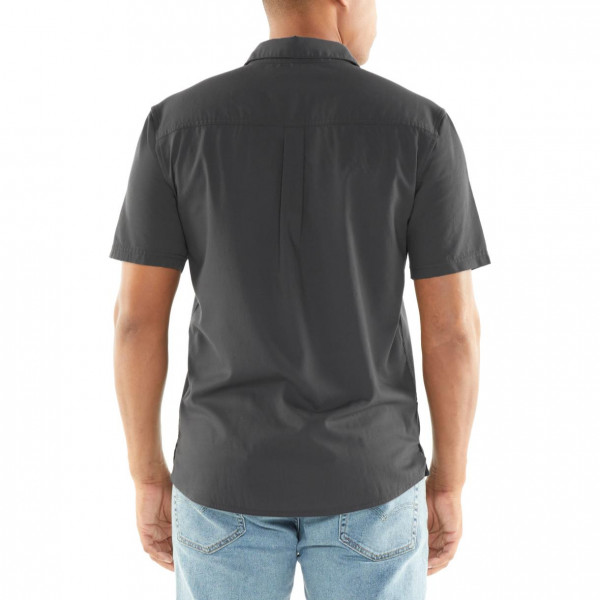 Compass SS Shirt Herren Kurzarmhemd