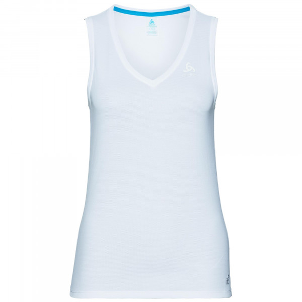 SUW Top V-neck Singlet Active F-Dry Light Women Unterhemd