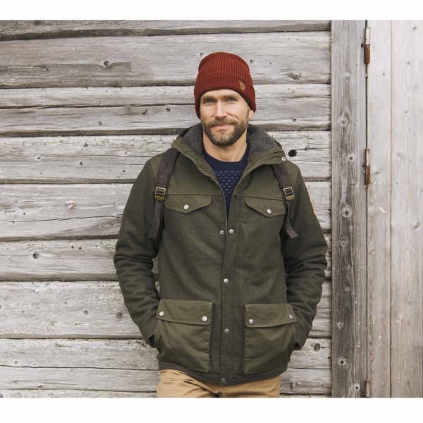 Greenland Re-Wool Jacket Wolljacke