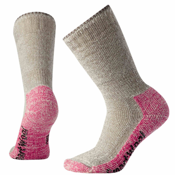 Women`s Mountaineering Extra Heavy Crew Damen Wandersocken