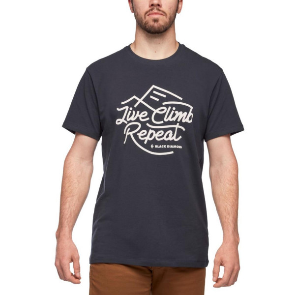 Live Climb Repeat Tee T-Shirt