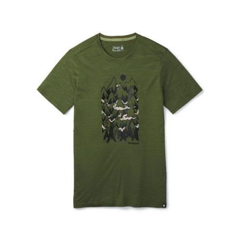 Merino Sport 150 Mountain Ventures Tee Herren T-Shirt