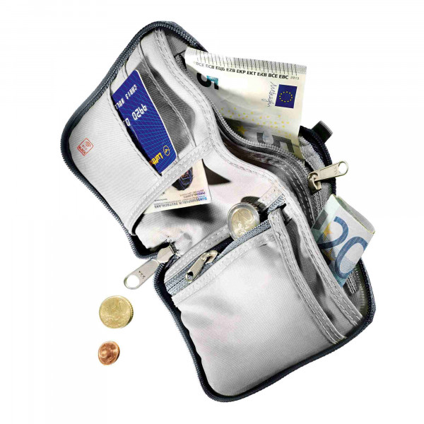 Zip Wallet RFID BLOCK Geldbeutel