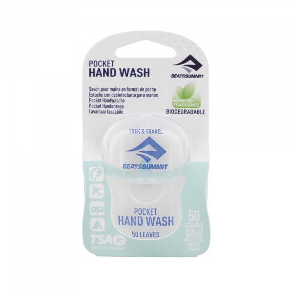 Pocket Hand Wash Seife
