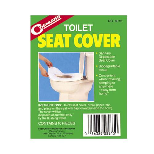 Toilettenauflagen, 10 Stk.