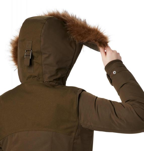 Lindores Jacket women Damen Winterjacke