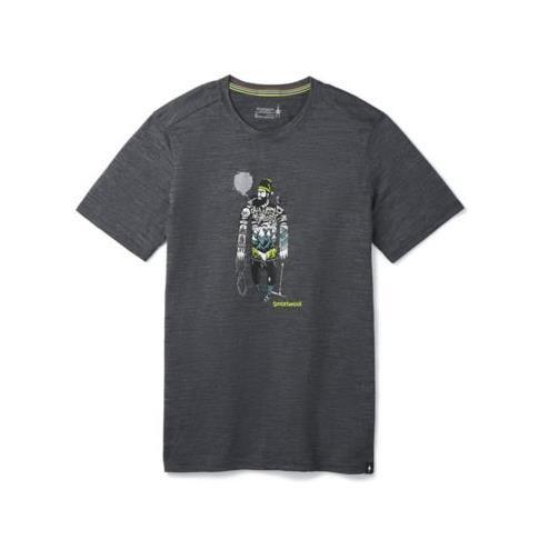 Merino Sport 150 Games Of Ghosts Tee Herren T-Shirt