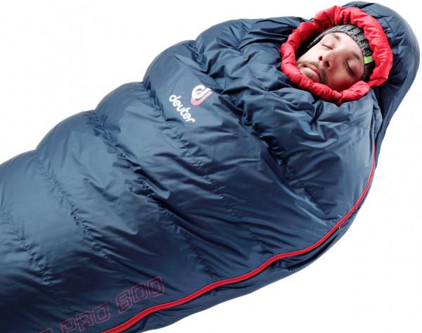 Astro Pro 800 L Schlafsack Daunenschlafsack