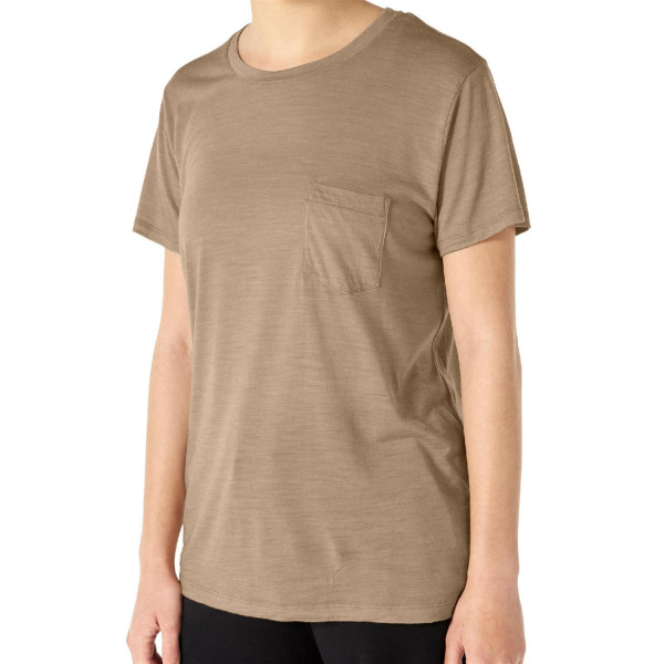 Nature Dye Drayden SS Pocket Damen T-Shirt