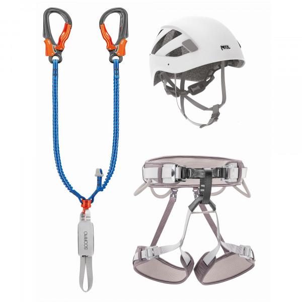 Kit Via Ferrata Eashook Klettersteigset