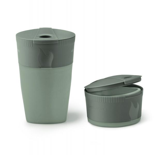 Pack-up-Cup BIO Becher mit Deckel