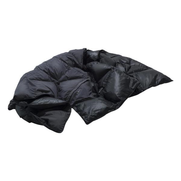 Kiby Packable Down Travel Blanket Reisedecke