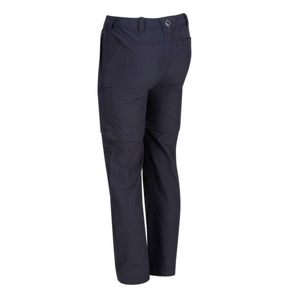 Hikefell Stretch Zip-Off Trousers Kinder Wanderhose