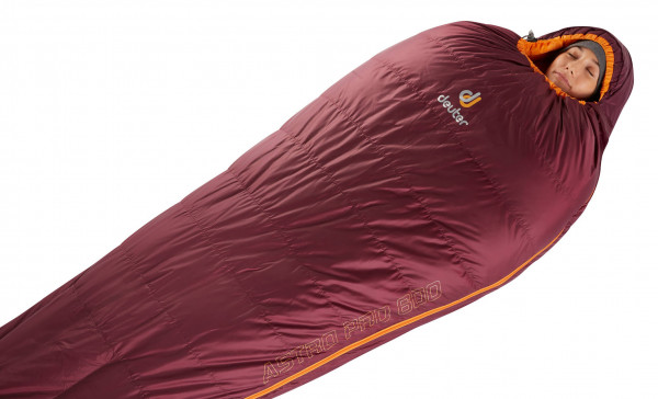 Astro Pro 600 SL Damen Schlafsack