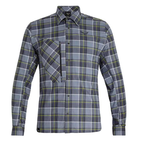 Fanes Flannel 4 PL M L/S Shirt Herren Langarmhemd