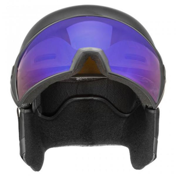 hlmt 700 visor Vario Ski - und Snowboardhelm