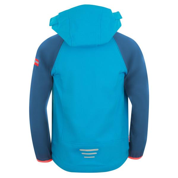 Rondane Zip Off Jacket Kinder Softshelljacke