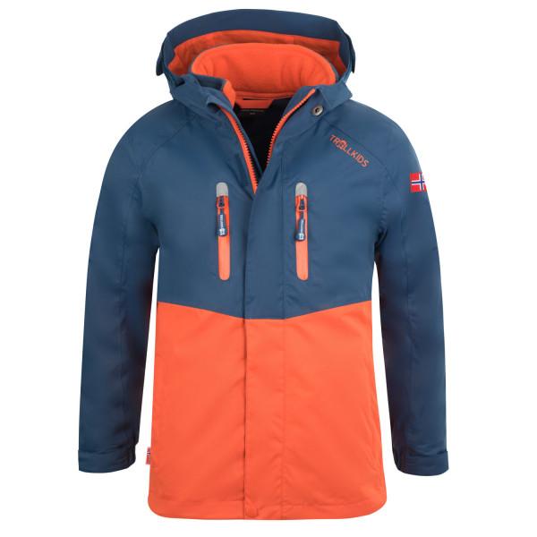 Bryggen 3in1 Jacket Kinder Doppeljacke