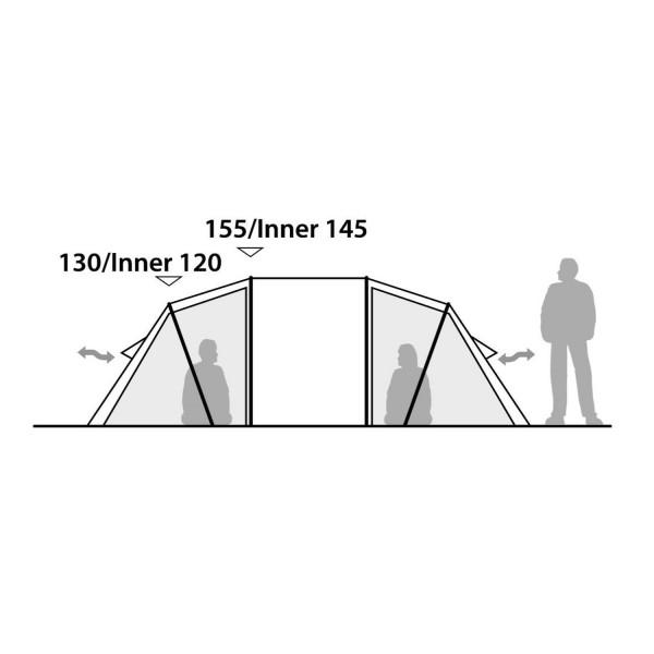 Double Dwell 600 Campingzelt