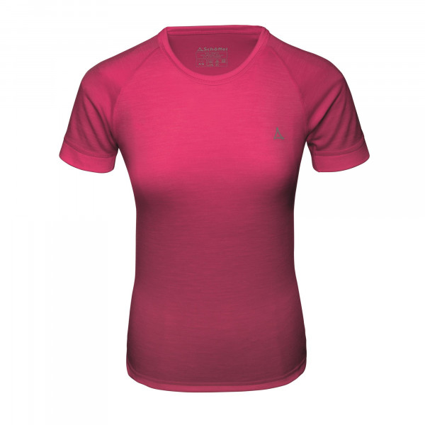 Merino Sport Shirt 1/2 Arm W Damen Funktionsshirt