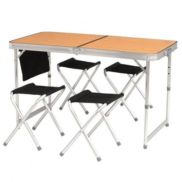 Belfort Picnic Tisch + Stühle