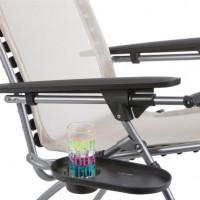 Tablet-/ Getränkehalter für Relax & Alu Champ/Low