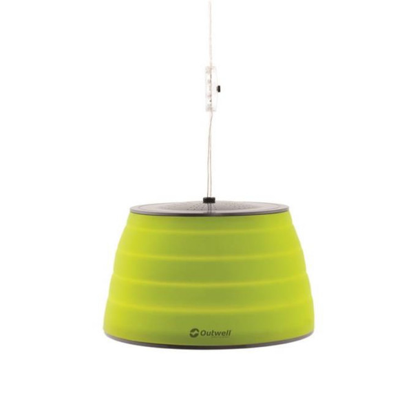 Sargas Lux Lime Green Campinglampe
