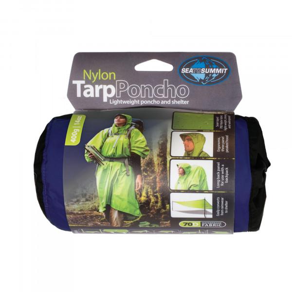 Nylon Tarp-Poncho