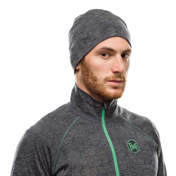 Midweight Merino Wool Hat Mütze