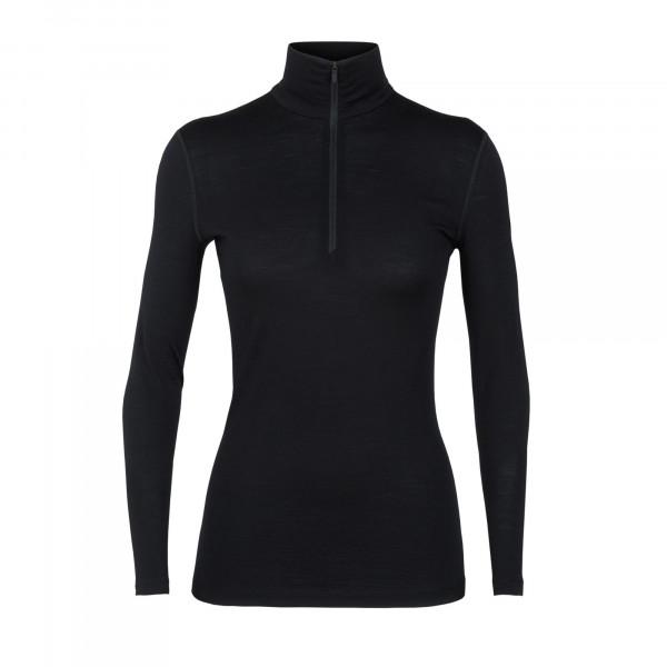 Oasis LS Half Zip Damen Funktionsshirt