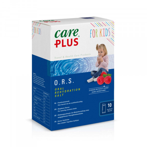 O.R.S. - Oral Rehydration Salt, For Kids, 10 Pack