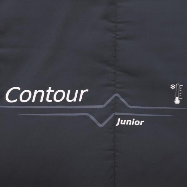 Contour Junior Kinder Kunstfaserschlafsack