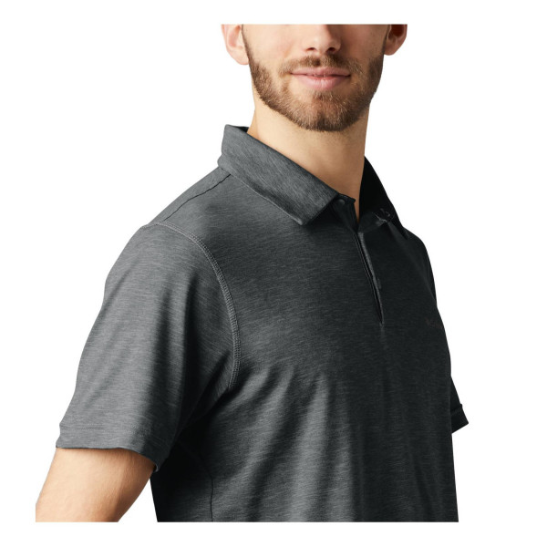 Tech Trail Polo Herren Poloshirt
