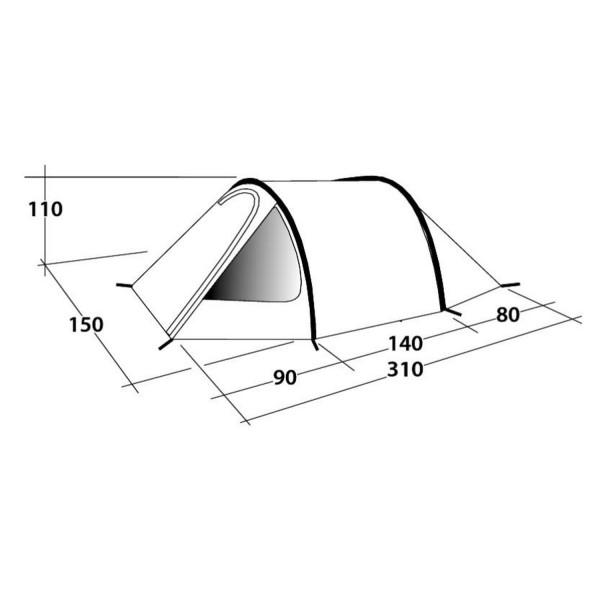 Earth 2 Campingzelt